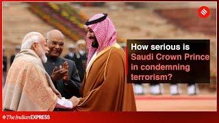 Saudi Crown Prince condemns terrorism in talks with Modi