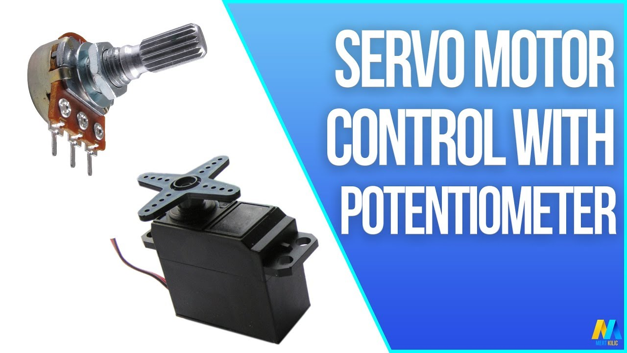 Arduino Servo Motor Control With Potentiometer Youtube 2wire Wiring A