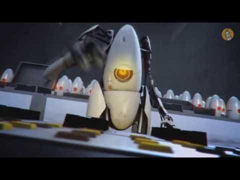 Portal 2 - Реп Уитли / The Wheatley Rap. На русском.