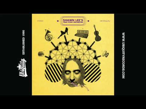 Shawn Lee's Ping Pong Orchestra Feat. Ohmega Watts: The Hour Glass Effect