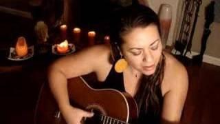 """Jeni Fujita Singing Her Original Song """"Sparrow"""""""