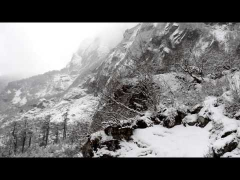 Beautiful scenary of North sikkim
