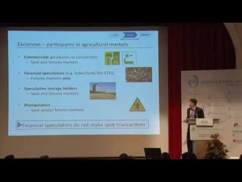 13th Dialogue on Science, 2014, Food Security, Marco Haase and Alexander Tobler