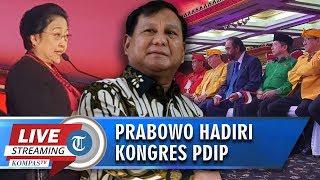 VIDEO: Megawati Kenang Masa-masa 'Pertempuran' Pilpres 2019 bersama Prabowo Subianto