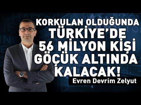 Korkulan olduğunda, Türkiye'de 56 milyon kişi göçük altında kalacak!