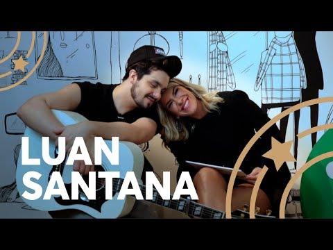 Aí você vai me pegar 🤔  Oi? com Luan Santana - Lore Improta