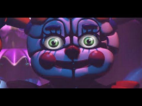 Reação ao trailer do Five nights at Freddy's sisters location