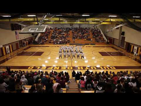 Denfeld Dance Team Denfeld High School Homecoming Fall 2019