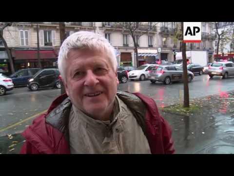 Parisians react to Trump's comments