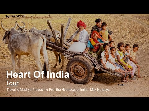 Very Heart Of India Tour - Max Holidays