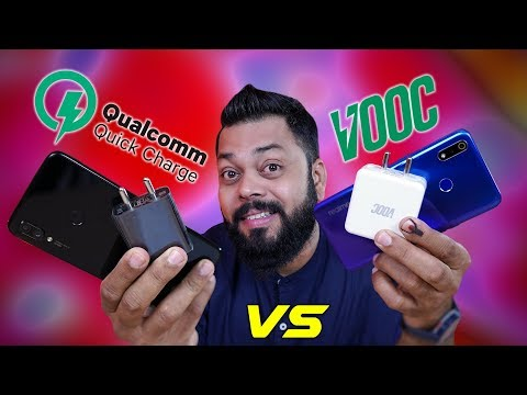 Realme 3 Pro Vs Redmi Note 7 Pro Battery Charge Speed Test ⚡ You Will Be Surprised!!