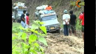Road from Pinukpuk to Balbalan ( Kumya-as)