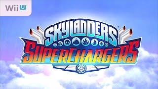 [Skylanders SuperChargers] Wii U First Look
