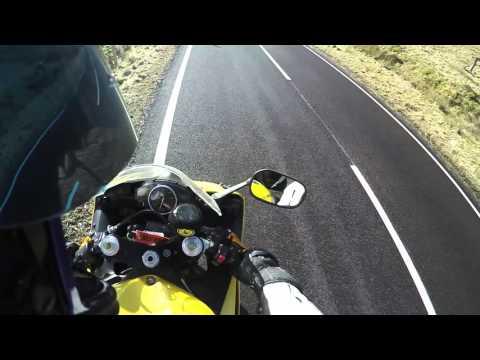 Ballater Perth, Scotland, Yamaha R6