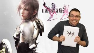 Final Fantasy XIII-2 Review - ZGR