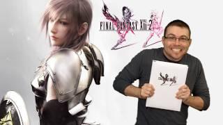 Final Fantasy XIII-2 Review - ZGR