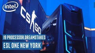 9th Gen Intel Core i9 Processor Dreamstakes: ESL One New York | Intel