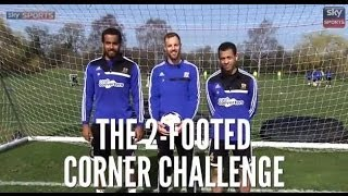 Hull - 2-Footed Corner Challenge - The Fantasy Football Club