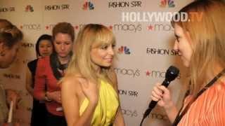 Nicole Richie talks
