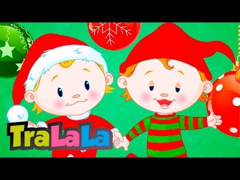 Moș Crăciun, ce drag ne ești - Cântece de iarnă pentru copii | TraLaLa