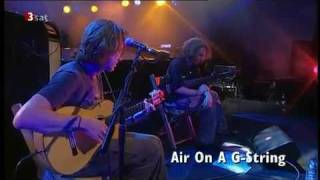 Air on a G-String by Dominic Miller