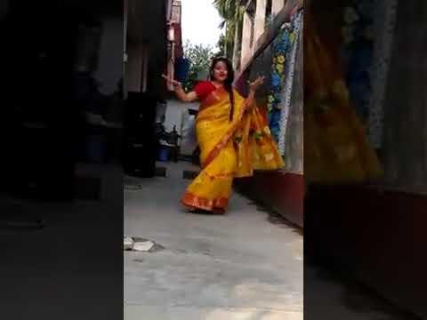 Bengali boudi dance video 2018