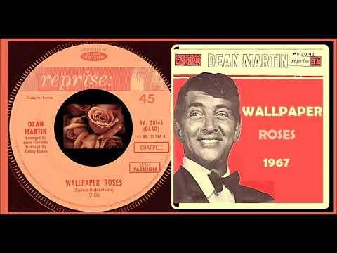 Dean Martin - Wallpaper Roses 'Vinyl'