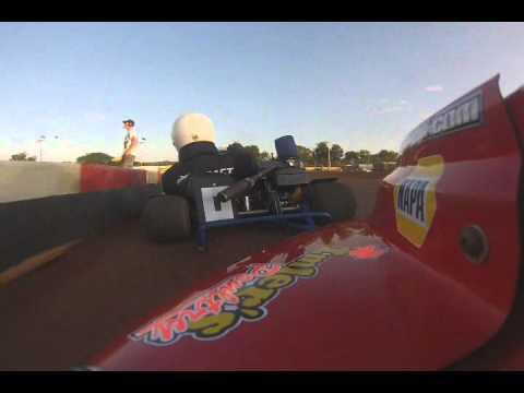 Aaron Russell Selinsgrove Flathead 350 6-14-13 Heat GoPro HERO3