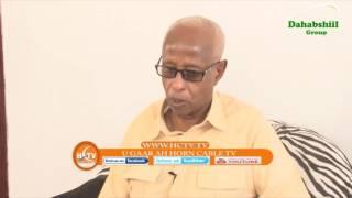 Barnaamijka Xusuus Reeb: Waraysi-  Generaal Galaal VOL 3 By Ducaale HCTV