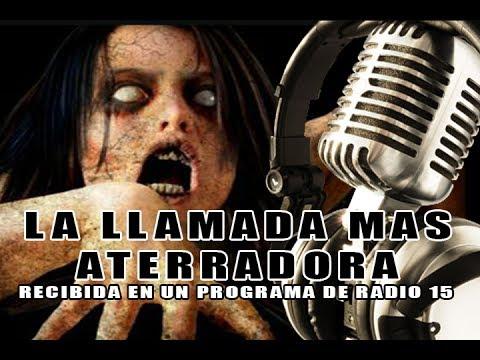 La Llamada Mas Aterradora Recibida en un Programa de Radio # 15 I Pasillo Infinito