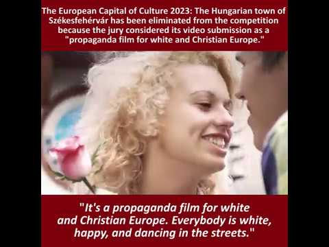 A propaganda film for a white and Christian Europe?