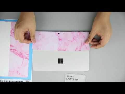 Microsoft Surface GO Decal Paste Tutorial thumbnail