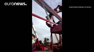 Fairground accident at Ohio fair