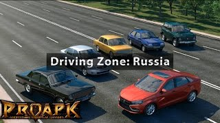 Driving Zone: Russia Gameplay iOS / Android screenshot 3
