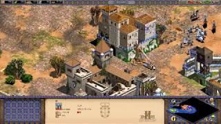 【実況】Age of Empires 2 フランシスコ デ アルメイダ 戦国のインド(海賊と同盟) 簡単