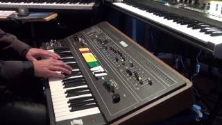 Yamaha CS-50 Analog Synthesizer