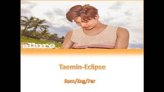 Cover images Taemin- Eclipse[Color Coded Lyrics]