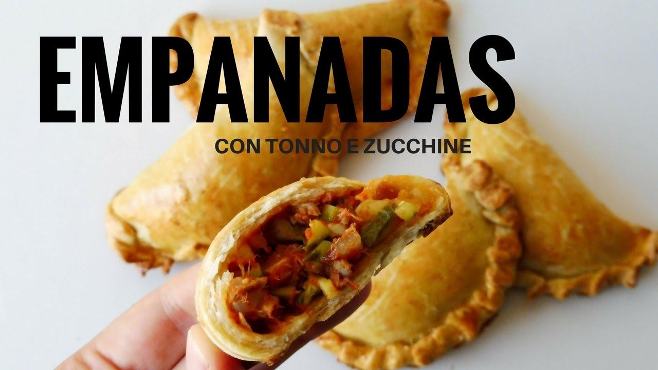 Ricetta Pasta Empanadas.Empanadas Argentine Al Forno Tonno E Zucchine Ricette Di Gabri Kitchen Brasita Youtube