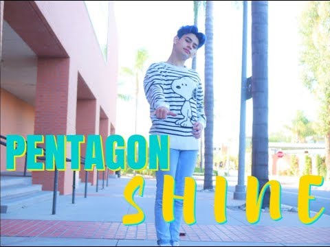 PENTAGON(펜타곤) _ Shine(빛나리) Dance Cover By Eddie.