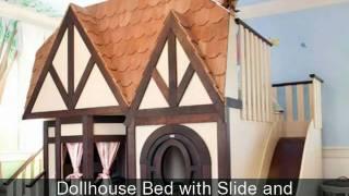 Decorating Kids Bedrooms: Girls Princess Rooms Designer Kids Beds Custom Furniture