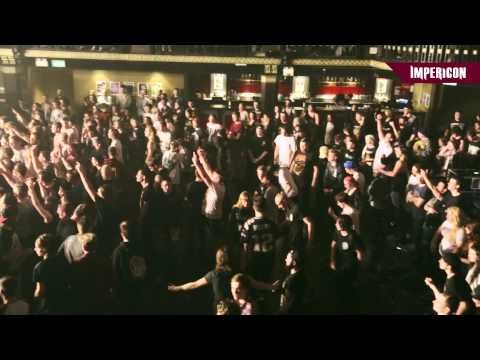 Bury Tomorrow - Lionheart (Official HD Live Video)