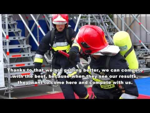 3rd Szczecin Firefighter Combat Challenge 2013