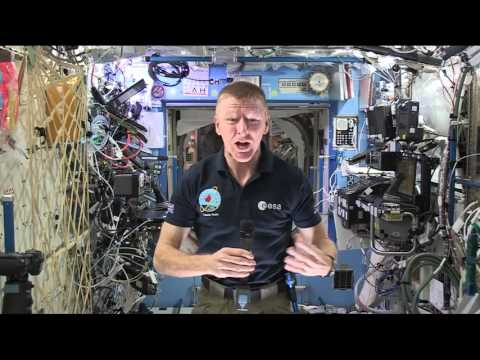 A Discussion with the Space Station Crew