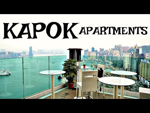 THE BEST VIEW APARTMENT IN HONG KONG plus KAPOK APARTMENT TOUR