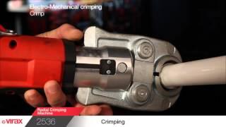 Video Electro-Mechanical Press Fitting Machine Viper® P30+ download MP3, 3GP, MP4, WEBM, AVI, FLV Juni 2018
