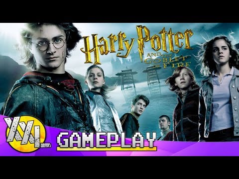 Harry Potter 4 en de Vuurbeker - XXLGAMEPLAY