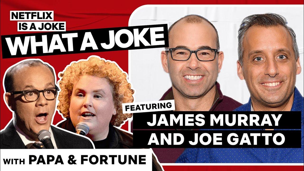 James Murray & Joe Gatto's Craziest Impractical Jokers Cruise Story