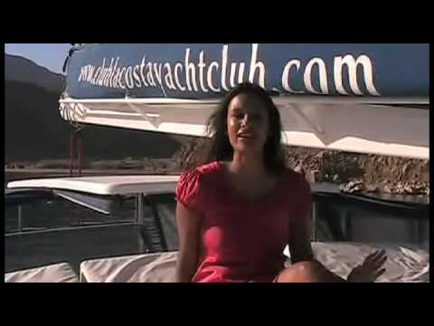 Sky Travel visit Club La Costa's Luxury Yacht Club