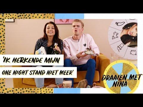 Welke vriendin van Britt zou STEFAN DE VRIES doen? || Draaien met Nina #11 || NINA WARINK