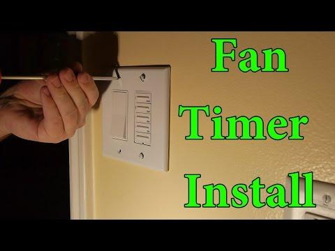 intermatic timer hook up